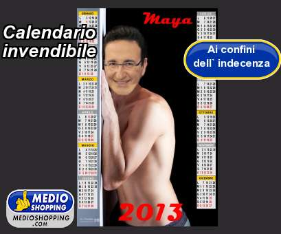 Calendario invendibile