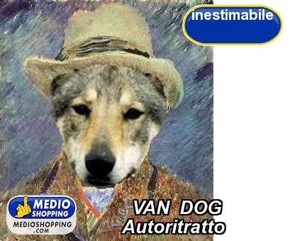 VAN  DOG Autoritratto