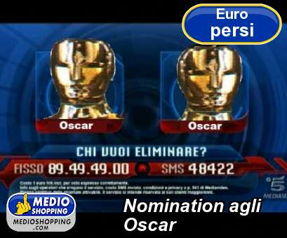 Nomination agli Oscar