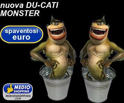 nuova DU-CATI MONSTER