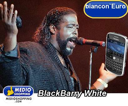 BlackBarry White