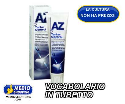 VOCABOLARIO IN TUBETTO