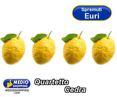 Quartetto                Cedra