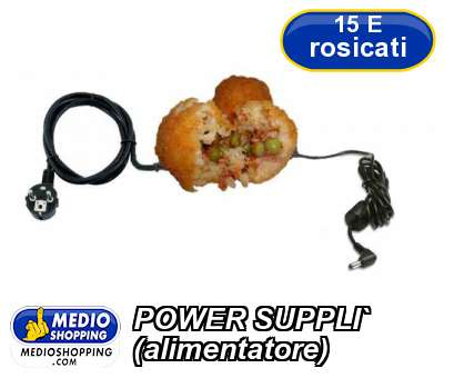POWER SUPPLI` (alimentatore)