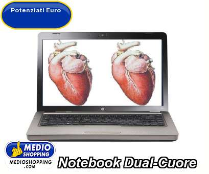 Notebook Dual-Cuore