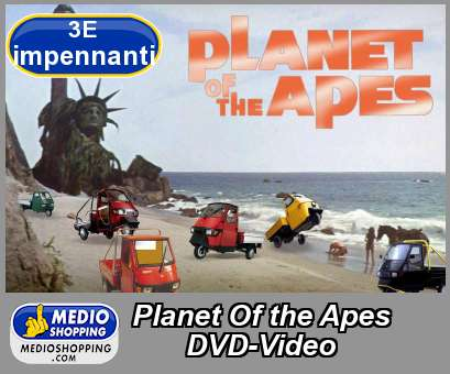 Planet Of the Apes        DVD-Video