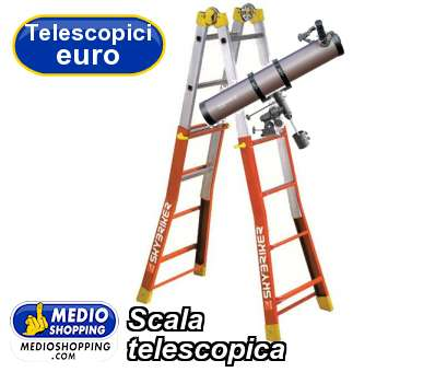 Scala telescopica