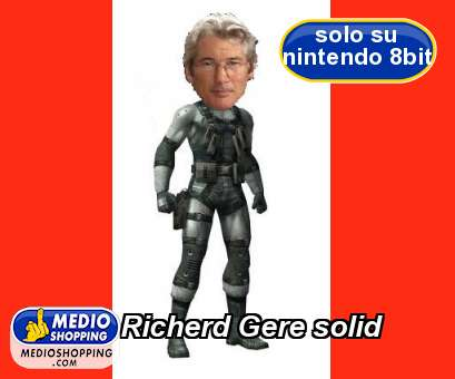 Richerd Gere solid