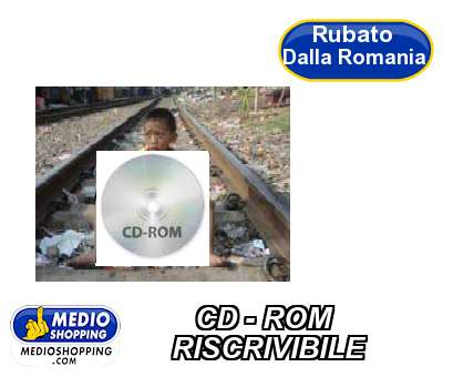 CD - ROM       RISCRIVIBILE