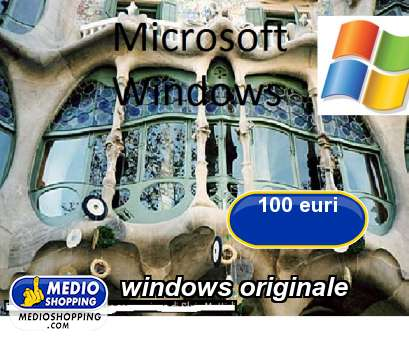 windows originale