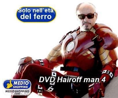 DVD Hairoff man 4