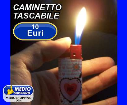 CAMINETTO TASCABILE