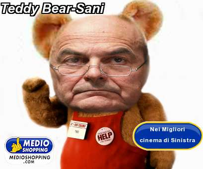 Teddy Bear-Sani