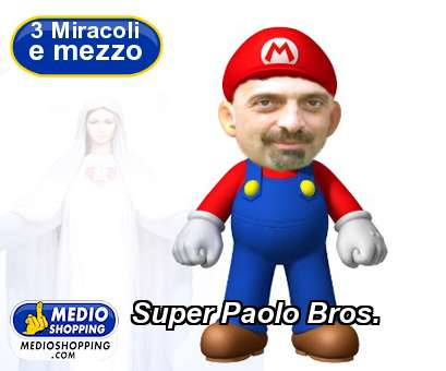 Super Paolo Bros.