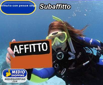 Subaffitto