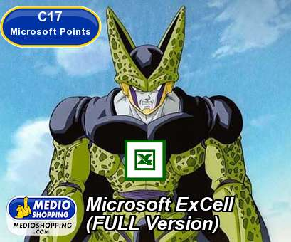 Microsoft ExCell (FULL Version)