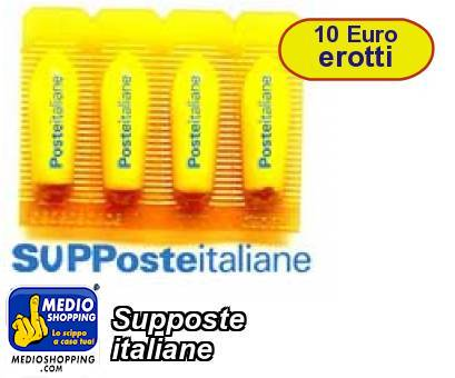 Supposte italiane