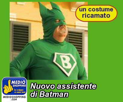 Nuovo assistente  di Batman