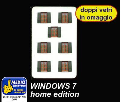 WINDOWS 7 home edition