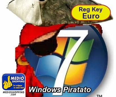 Windows Piratato