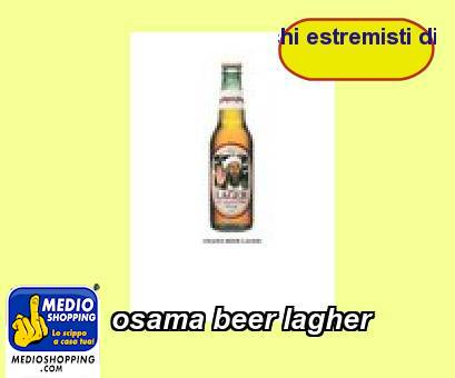 osama beer lagher