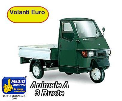 Animale A   3 Ruote