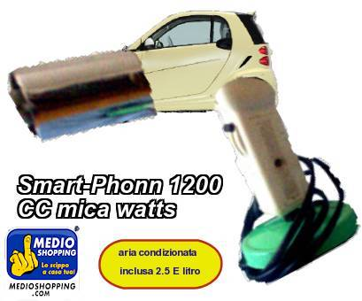 Smart-Phonn 1200 CC mica watts