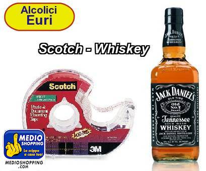 Scotch - Whiskey
