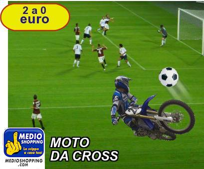 Medioshopping MOTO DA CROSS