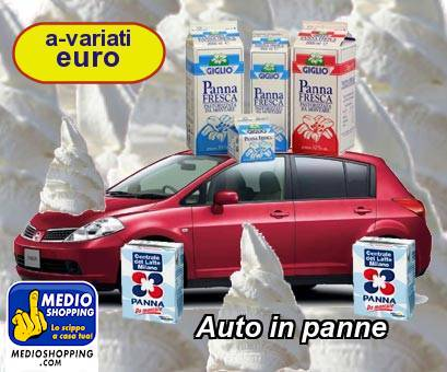 Auto in panne