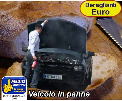 Veicolo in panne