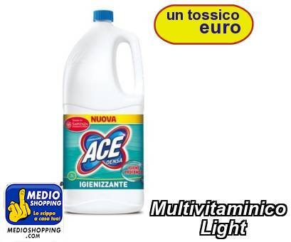 Medioshopping Multivitaminico                Light