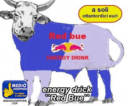 energy drick        ``Red Bue``