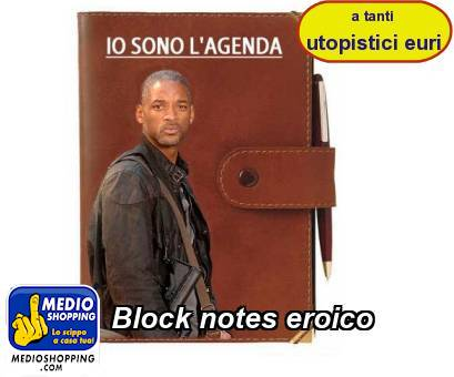 Block notes eroico
