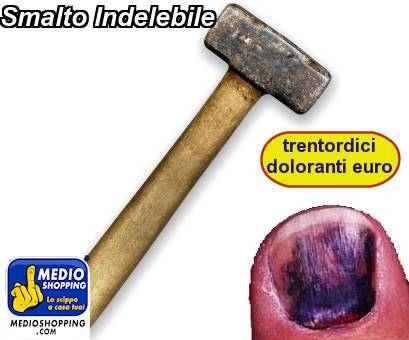 Smalto Indelebile