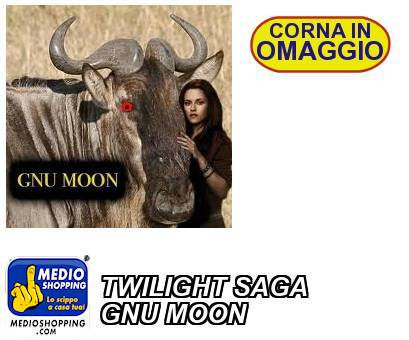 TWILIGHT SAGA GNU MOON