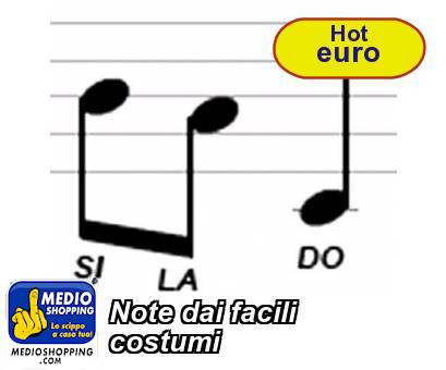 Medioshopping Note dai facili costumi
